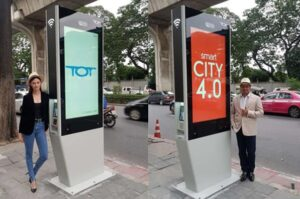Outdoor electronic displays bring new opportunities for customers